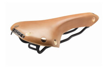 Brooks B15 Swallow Special Select Lädersadel brun